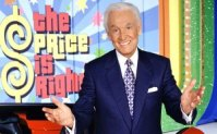 caption: Bob Barker hosts THE PRICE IS RIGHT on the CBS Television Network. copyright: Photo: Tony Esparza/CBS ©2002 CBS Worldwide Inc. All Rights Reserved